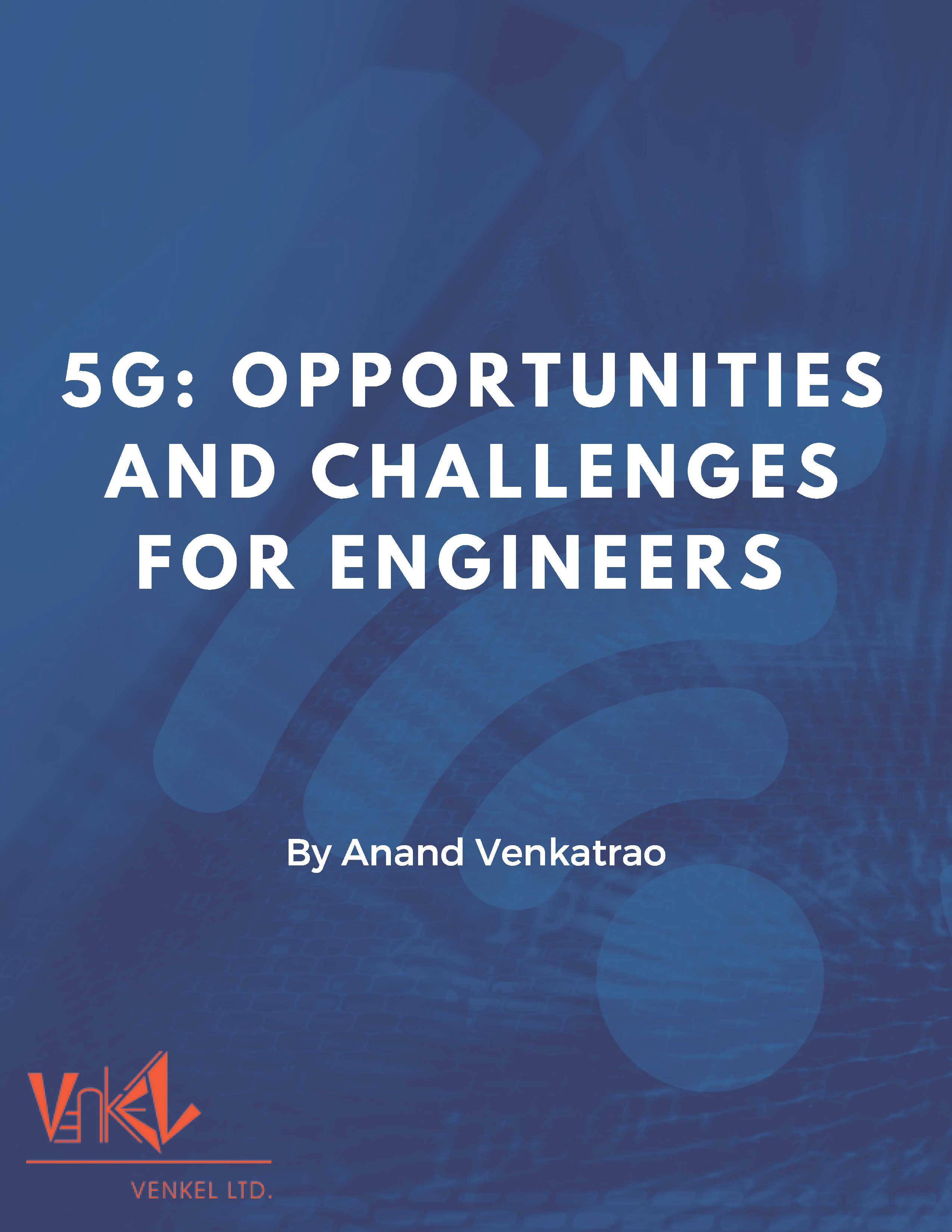 5G paper cover